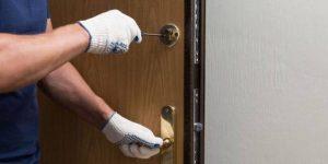 Break In Entry Door Repair